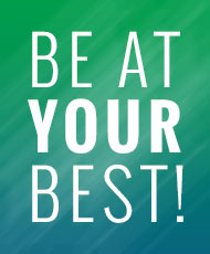 Be at your best